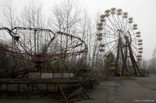 Мертве місто Прип'ять