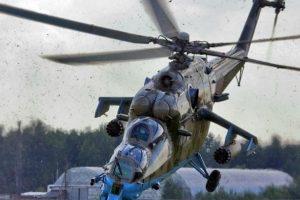 З'явилося відео, як український вертоліт збив російський безпілотник