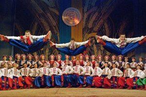 Справжня українська гордість: Гопак у виконанні ансамблю Вірського