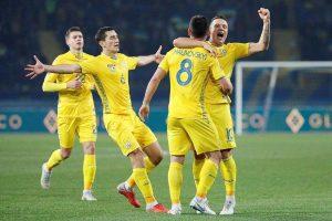 Збірна України достроково вийшла в еліту Ліги націй