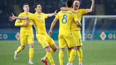 Збірна України героїчно вирвала нічию в Сербії у заключному матчі кваліфікації до Євро-2020