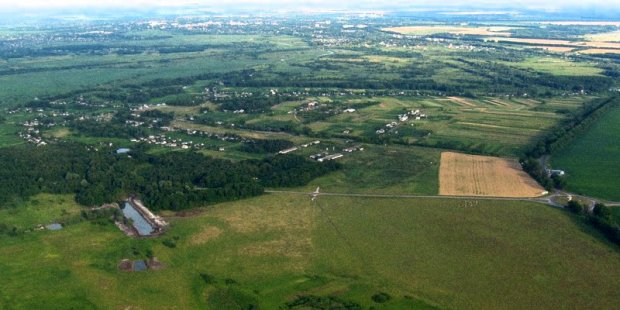 Село Заїзд