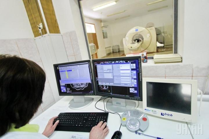 лікарня томографія діагностика