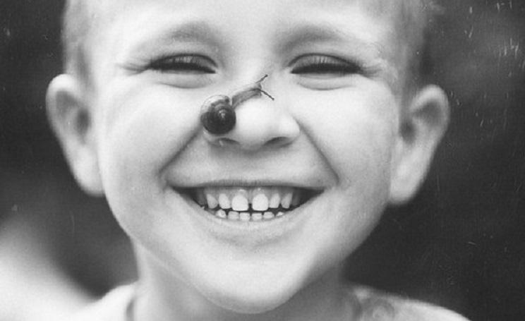 усмішка дитина