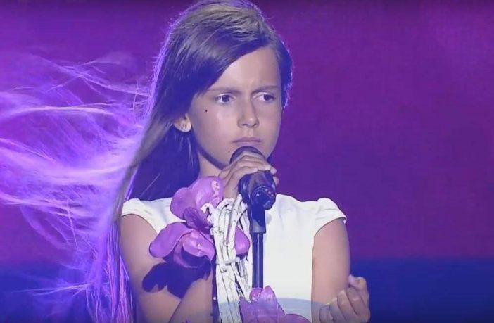 Євробачення- 2018: юна українка змусила суддів аплодувати стоячи