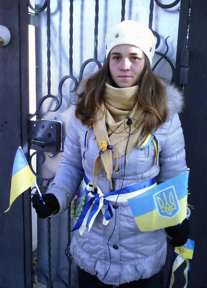 Євдокія Кулініч (фото: facebook.com/Євдокія Панасюк)