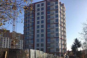 Львівська мерія назвала аферою будівництво 12-поверхового ЖК «Форест-Хілл»