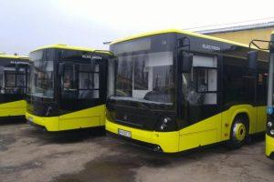 Львівська мерія оголосила нові маршрути, на які виїдуть великогабаритні автобуси