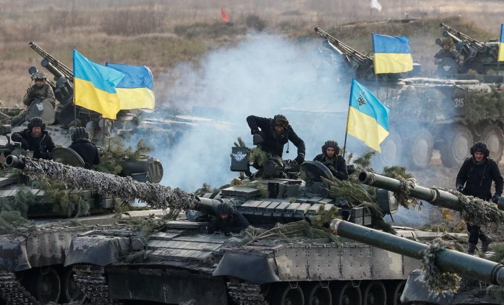 танк війна війська солдати військова агресія військовий стан