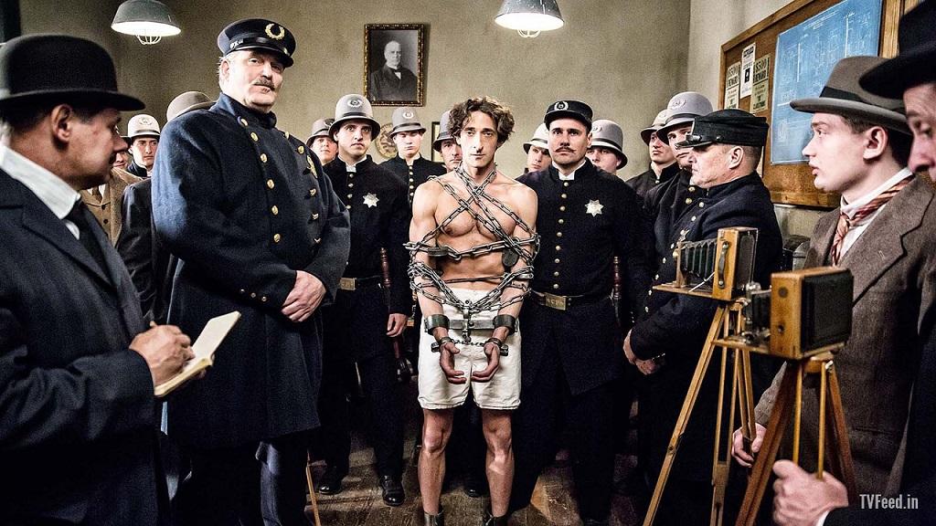 Houdini serial