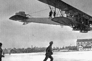 Як Левандівка мала свій аеродром