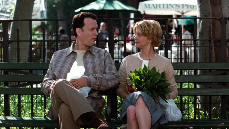 Вам лист (англ. You've Got Mail, 1998)
