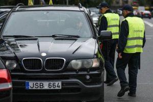 Коли і як штрафуватимуть власників машин на єврономерах. Роз'яснення від поліції
