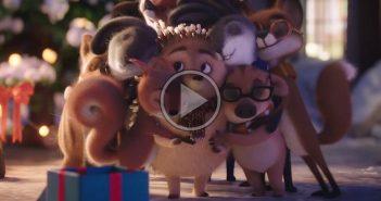 Австрійський банк випустив зворушливий різдвяний ролик про любов