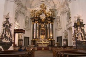 """У Німеччині, у Кафедральному соборі Святого Сальватора виконали колядку """"Нова радість стала"""""""