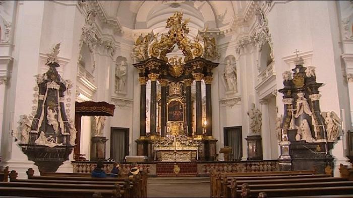 fulda st salvator's cathedral