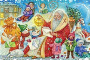 Як святкували наші прабабусі та прадіди День Святого Миколая: цікаво знати
