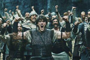 Вийшов перший тизер українського бойовика «Захар Беркут» із голлівудською зіркою (відео)