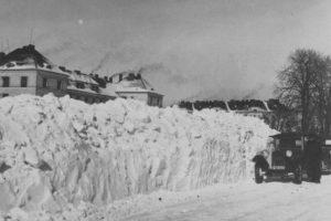 Як виглядає зимовий Львів без туристів: зимовий Львів 1941 року на 15 невідомих фотографіях