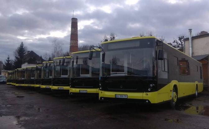 Автобус ЕЛЕКТРОН