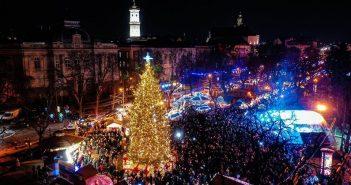 головна ялинка Львова 2019-2020