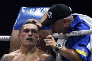 Sports Illustrated визнав Анатолія Ломаченка найкращим у світі тренером з боксу