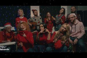 Джамала переспівала відомий різдвяний хіт, і в неї це вийшло ну дуже круто (відео)