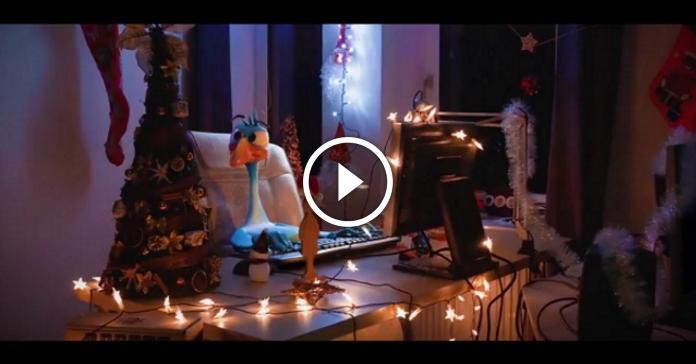 Класний мультик про те, як програмісти зустрічають Новий рік