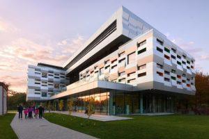 Центр Шептицького номінували на архітектурну премію ЄС