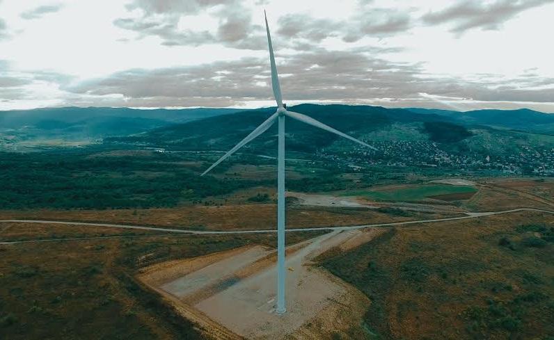 вітроелектростанція