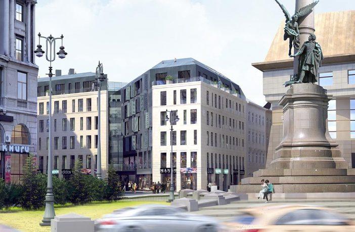 """Фірма власника """"ОККО"""" у центрі Львова збудує багатоповерховий готель"""