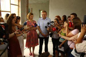Садовий разом із сім'єю переїжджає жити до Києва і зробить заяву з цього приводу