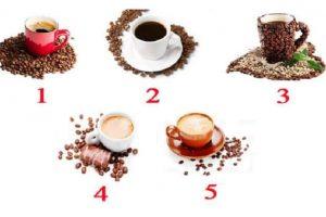 Про ваші сильні сторони розкаже обрана філіжанка кави