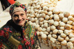 У Шевченківському Гаю проходить традиційне Свято пампуха