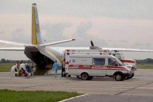 До Львова прибув борт з важкопораненими. Потрібна допомога