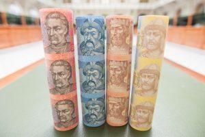 В Україні зникнуть з обігу паперові 1 та 2 гривні