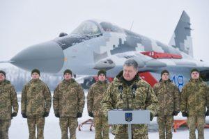 Порошенко затвердив новий девіз Сил спеціальних операцій ЗСУ