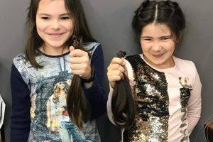 """Дівчата стрижуть свої коси заради онкохворих дітей. Україною шириться акція """"Hair for Share"""""""