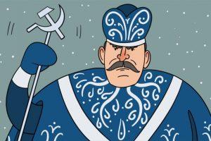 Дід Мороз був прикладом успішної радянської пропаганди для прикриття репресій – Рябенко