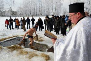 Де можна скупатися на Водохреща у Львові та в області. Перелік дозволених місць