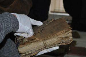 Польща передала Львову архіви, які вивезли з міста під час Другої світової війни