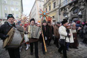 Хода звіздарів у Львові. Як це було (фото)