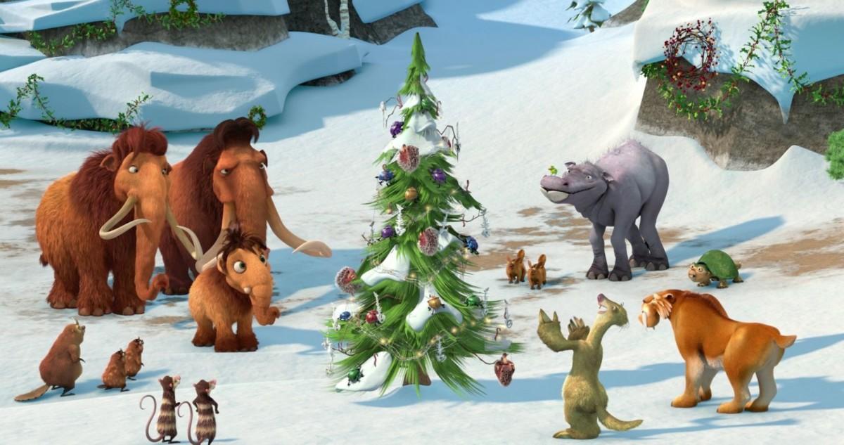 Льодовиковий період: Гігантське Різдво
