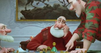 Секретна служба Санта Клауса