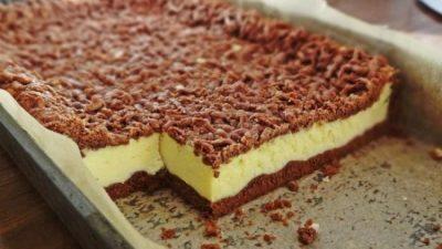 Тістечко «Сендвіч» — для справжніх поціновувачів сирних десертів