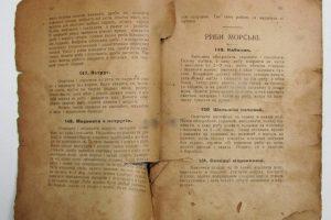Що їли галичани сто років тому: стара книга рецептів