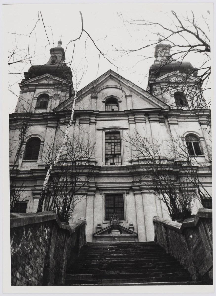 Храм Святого Архистратига Михаїла у Львові, фото 1976 року