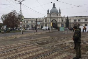 У Львові розпочинають реконструкцію площі Двірцевої. Як курсуватиме транспорт до вокзалу