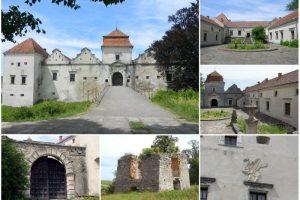 Історія та легенди Свірзького замку
