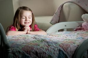 Молитва-подяка перед сном за прожитий день і отримані ласки